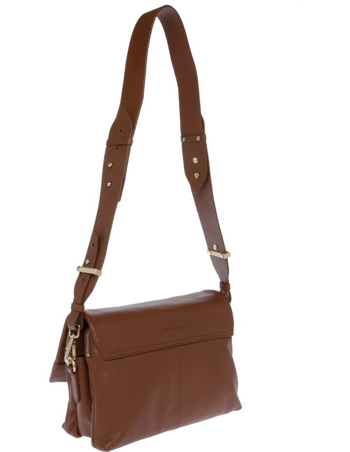 French Flap Over Crossbody Bag TNB210 image 2