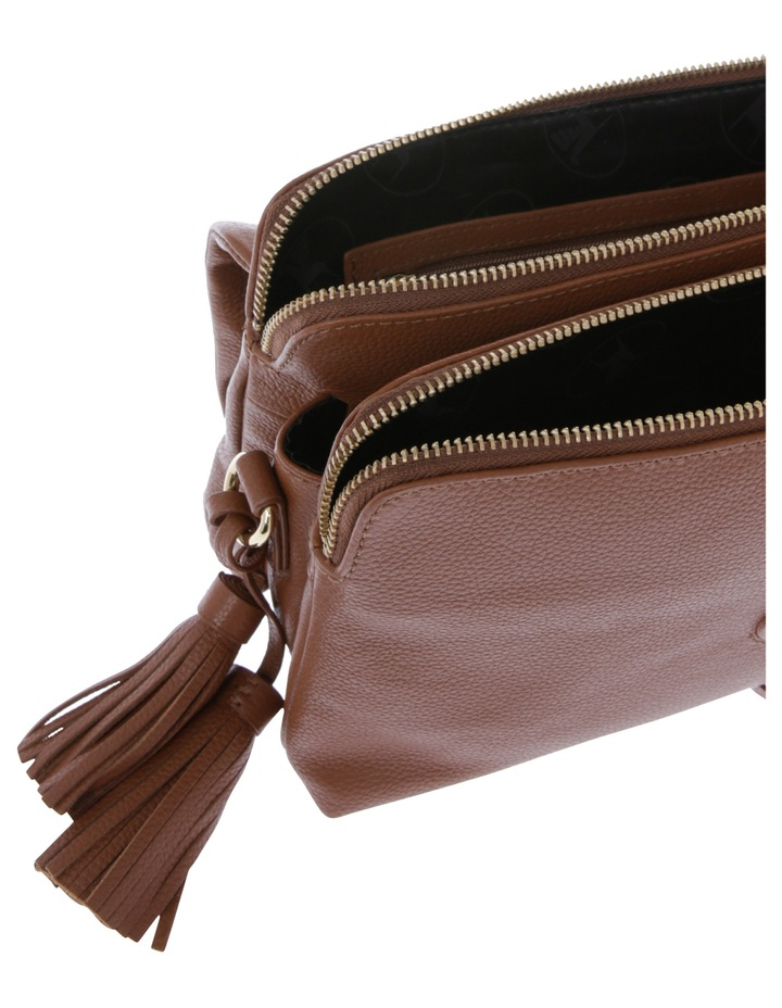 French Flap Over Crossbody Bag TNB210 image 4