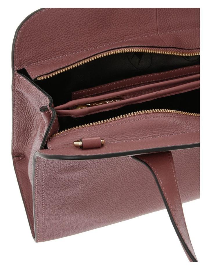 Segovia Plum Double-Handle Tote Bag image 4
