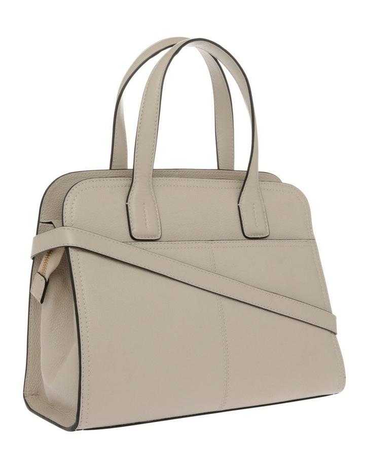 Segovia Beige Double-Handle Tote Bag image 2