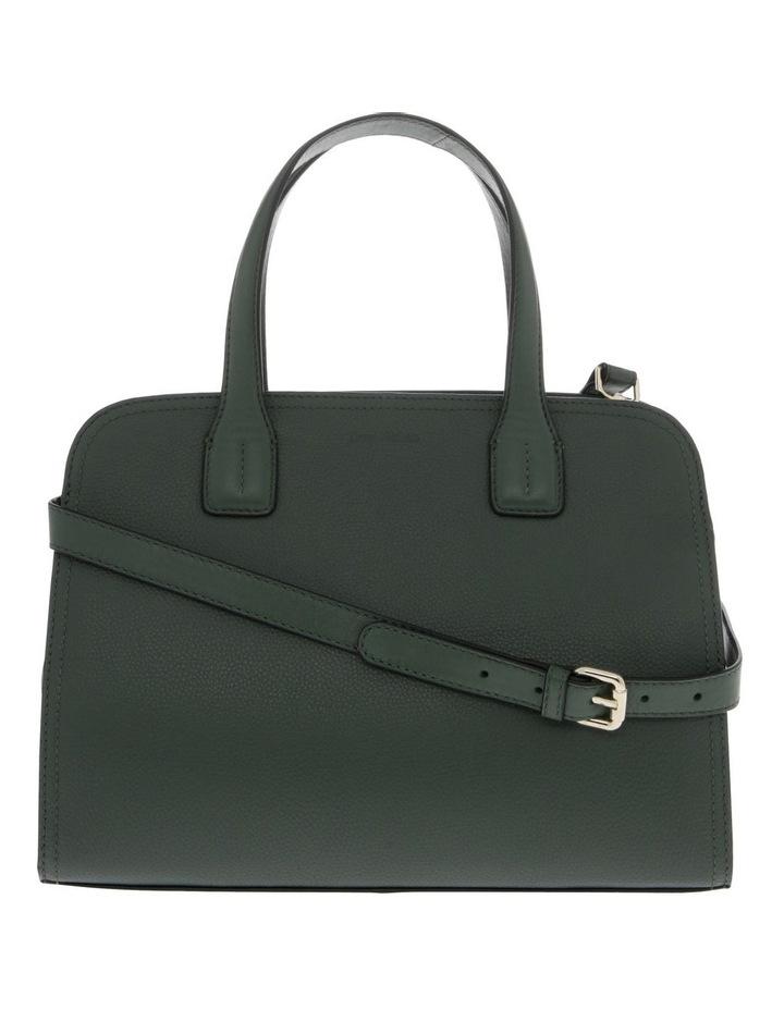 Segovia Green Double-Handle Tote Bag image 1