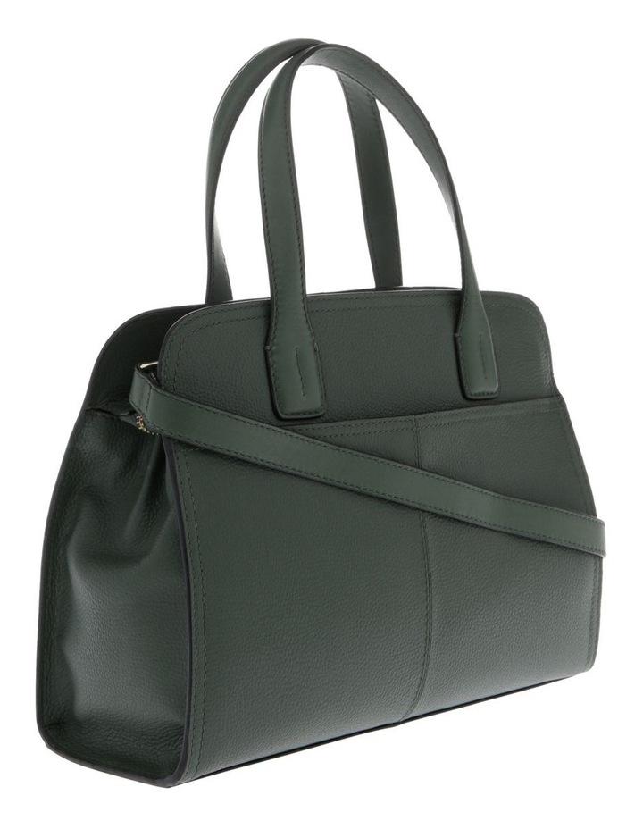 Segovia Green Double-Handle Tote Bag image 2