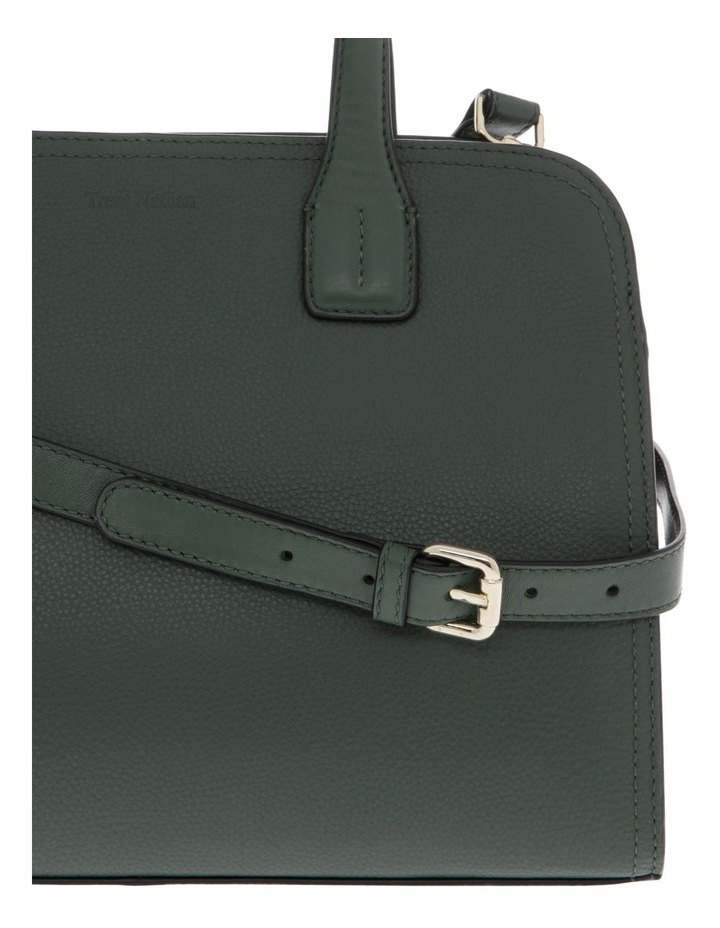Segovia Green Double-Handle Tote Bag image 3