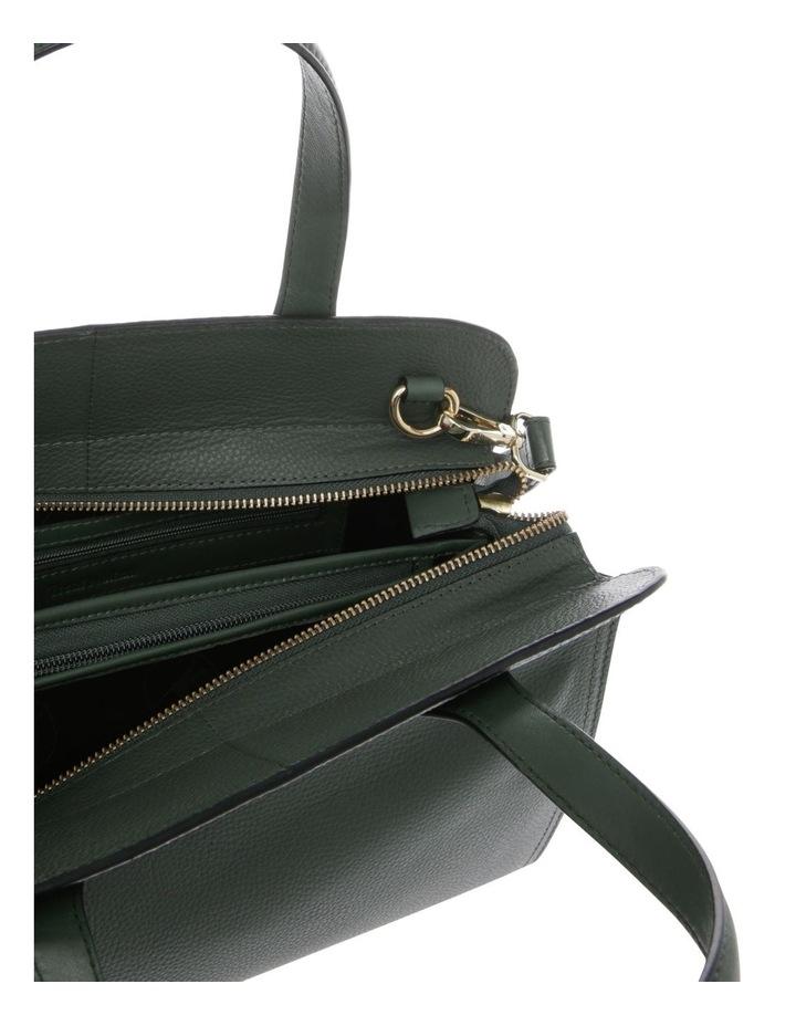 Segovia Green Double-Handle Tote Bag image 4