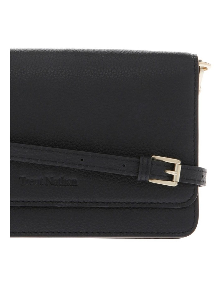 Copenhagen Phone Black Flap-Over Wallet image 3