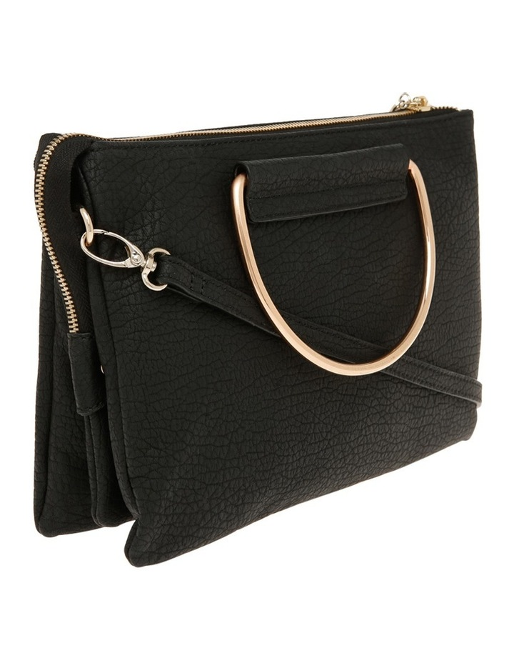 Crystal Zip Top Crossbody Bag image 2