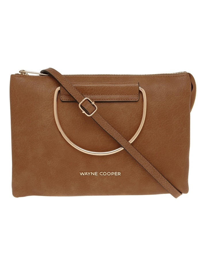 Crystal Zip Top Crossbody Bag image 1
