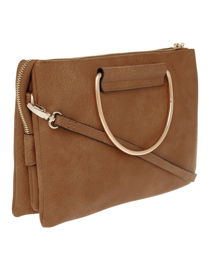 Crystal Zip Top Crossbody Bag image 2