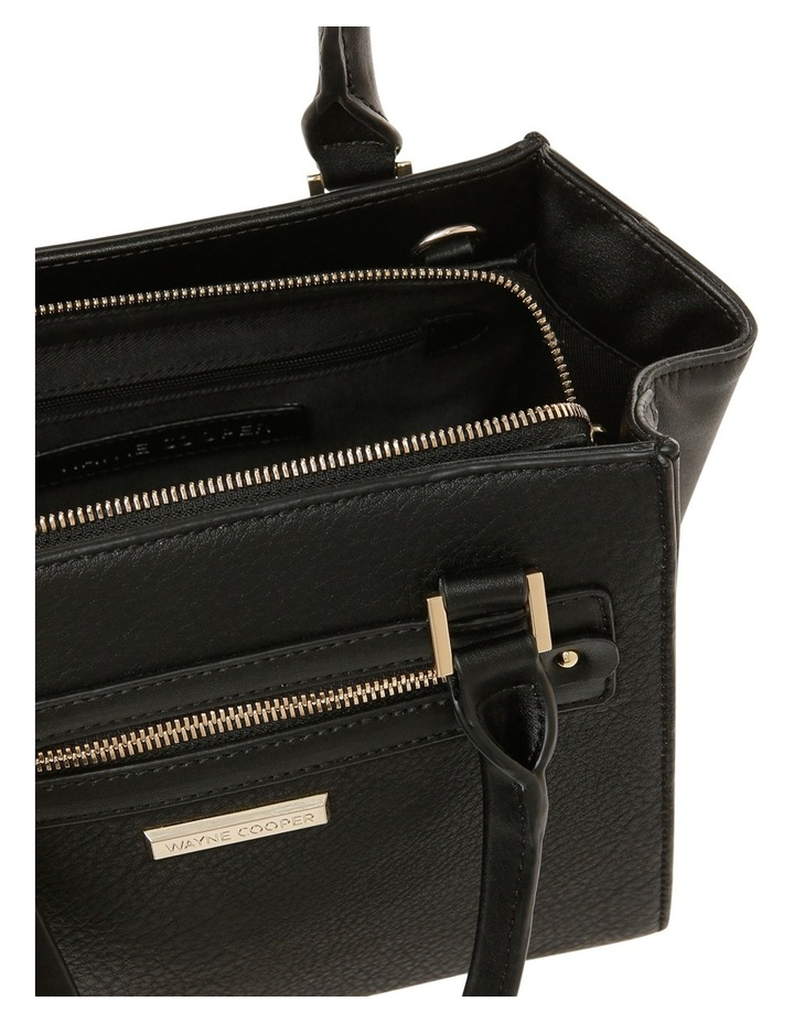 Carrie Double Handle Tote Bag WH-2532 image 4