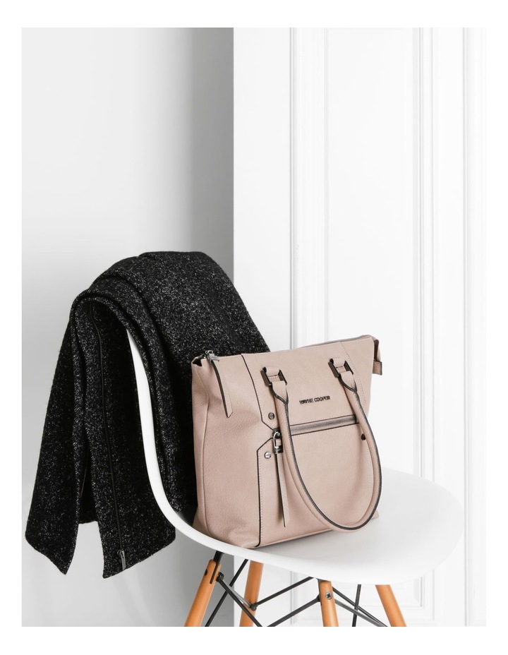 Taylor Zip Top Tote Bag image 5
