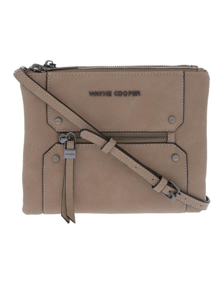 WH-2575 Taylor Zip Top Crossbody Bag image 1