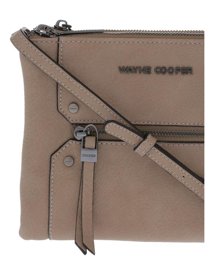 WH-2575 Taylor Zip Top Crossbody Bag image 3