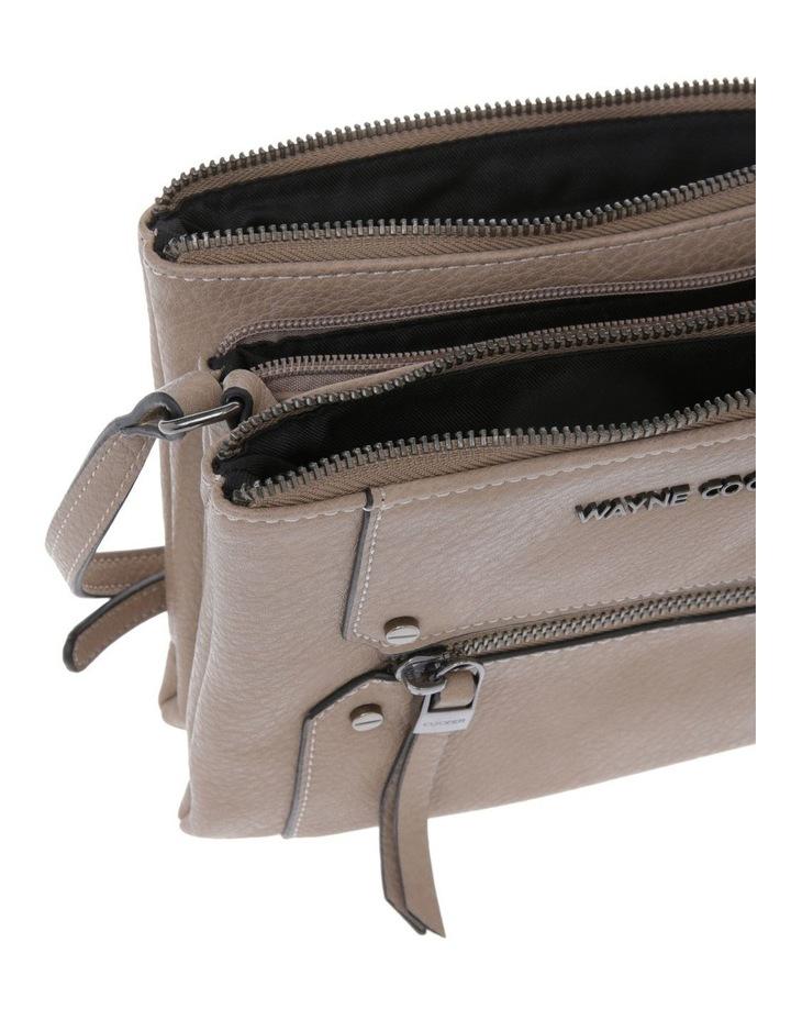 WH-2575 Taylor Zip Top Crossbody Bag image 4