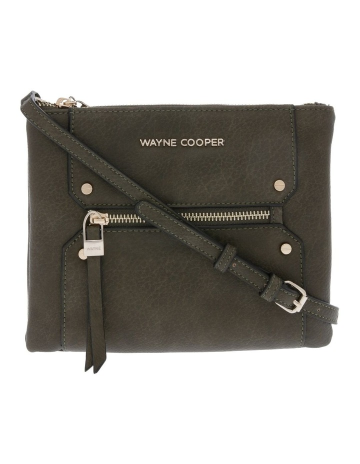 WH-2575 Taylor Zip Top Crossbody Bag image 1
