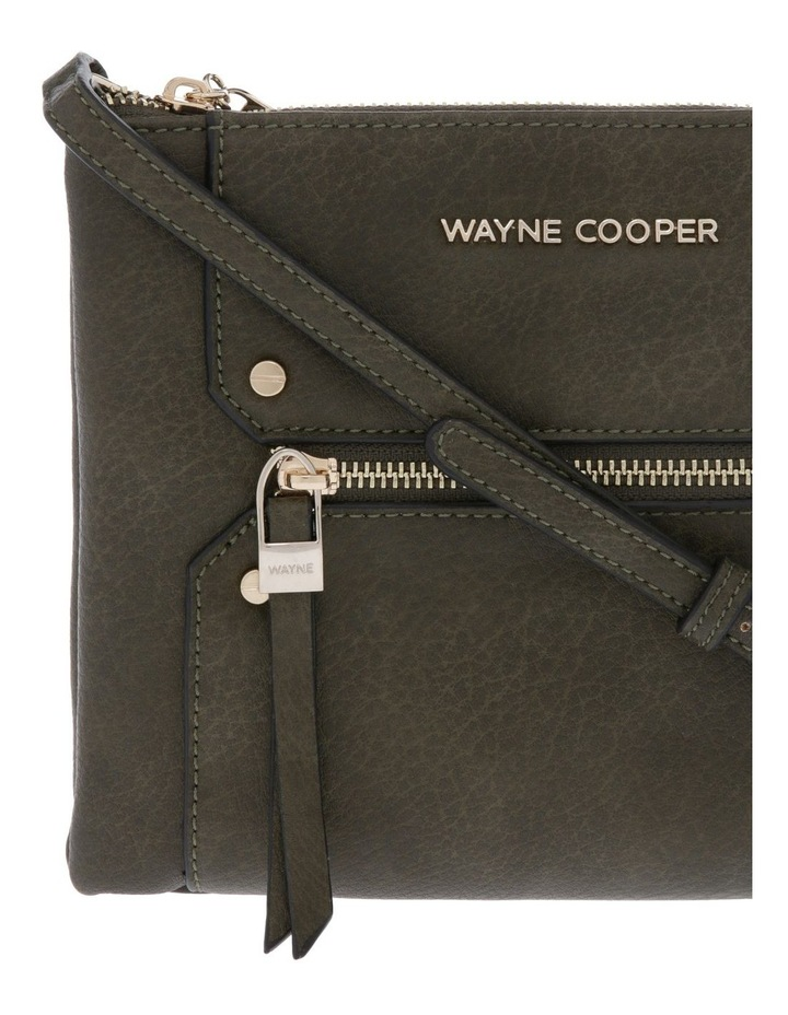WH-2575 Taylor Zip Top Crossbody Bag image 3