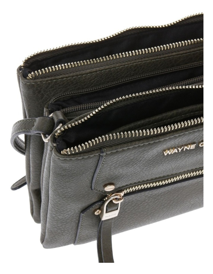 WH-2575 Taylor Zip Top Crossbody Bag image 4