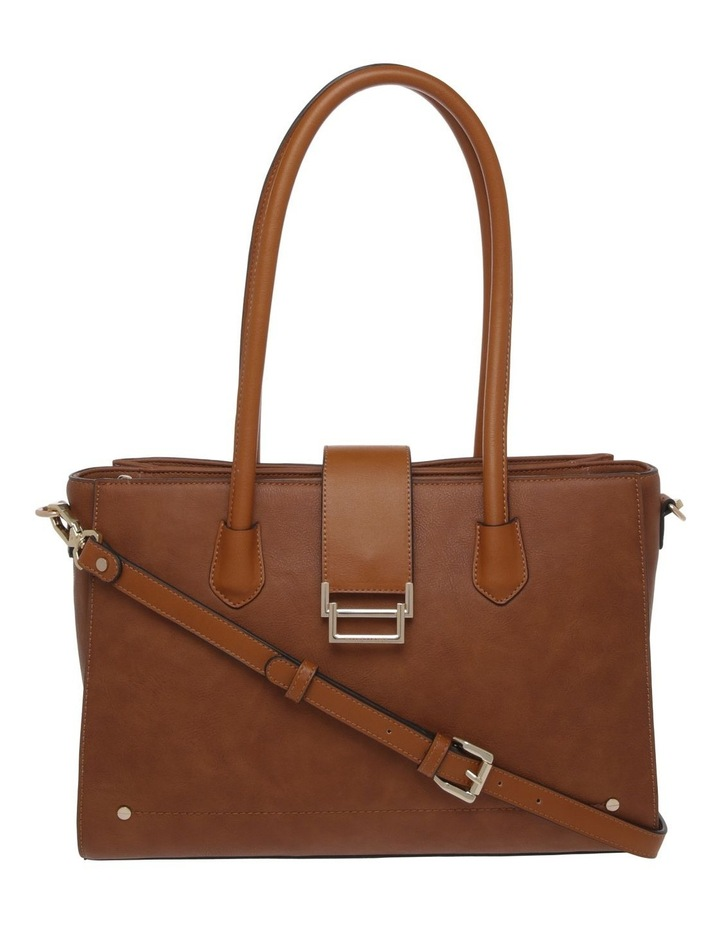 WH-2568 Evan Double Handle Tote Bag image 1