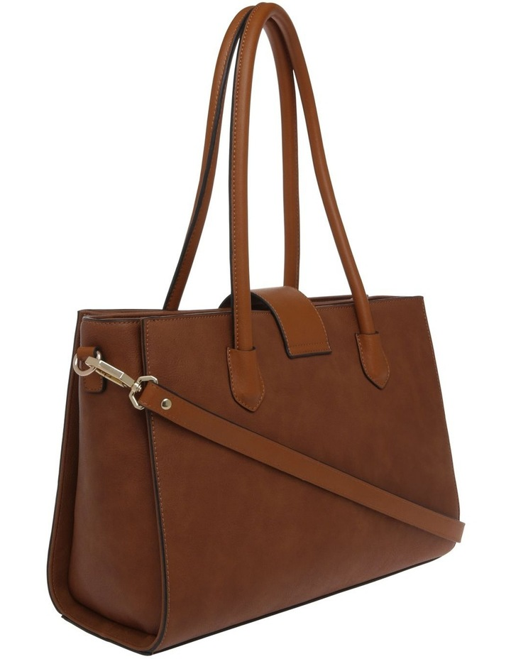 WH-2568 Evan Double Handle Tote Bag image 2