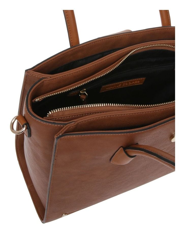 WH-2568 Evan Double Handle Tote Bag image 4