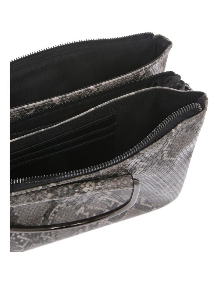 WH-2522 Crystal Zip Top Crossbody Bag image 4
