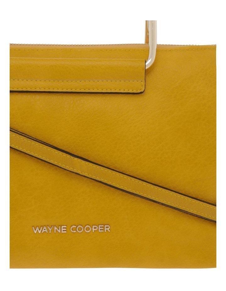 Crystal Zip Top Crossbody Bag image 3