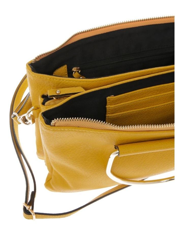 Crystal Zip Top Crossbody Bag image 4