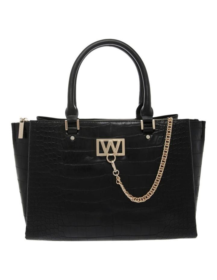 Victoria Zip Top Tote Bag image 1