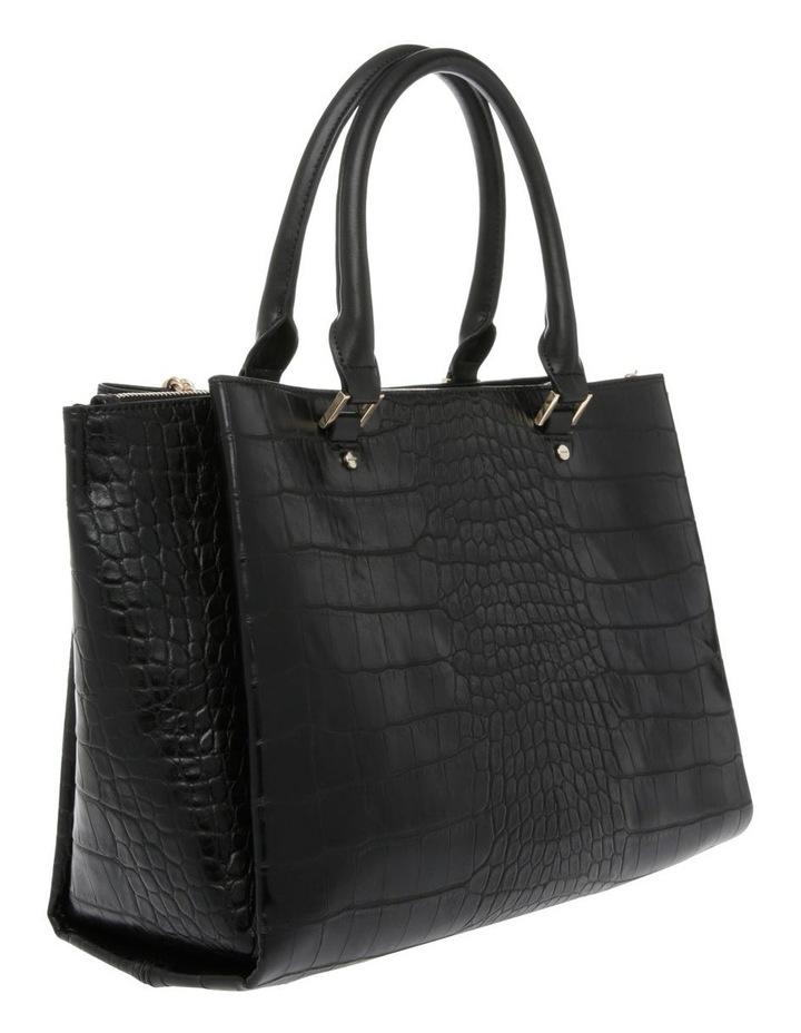 Victoria Zip Top Tote Bag image 2