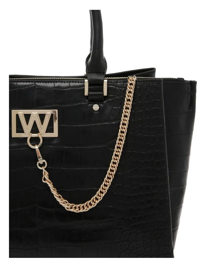 Victoria Zip Top Tote Bag image 3
