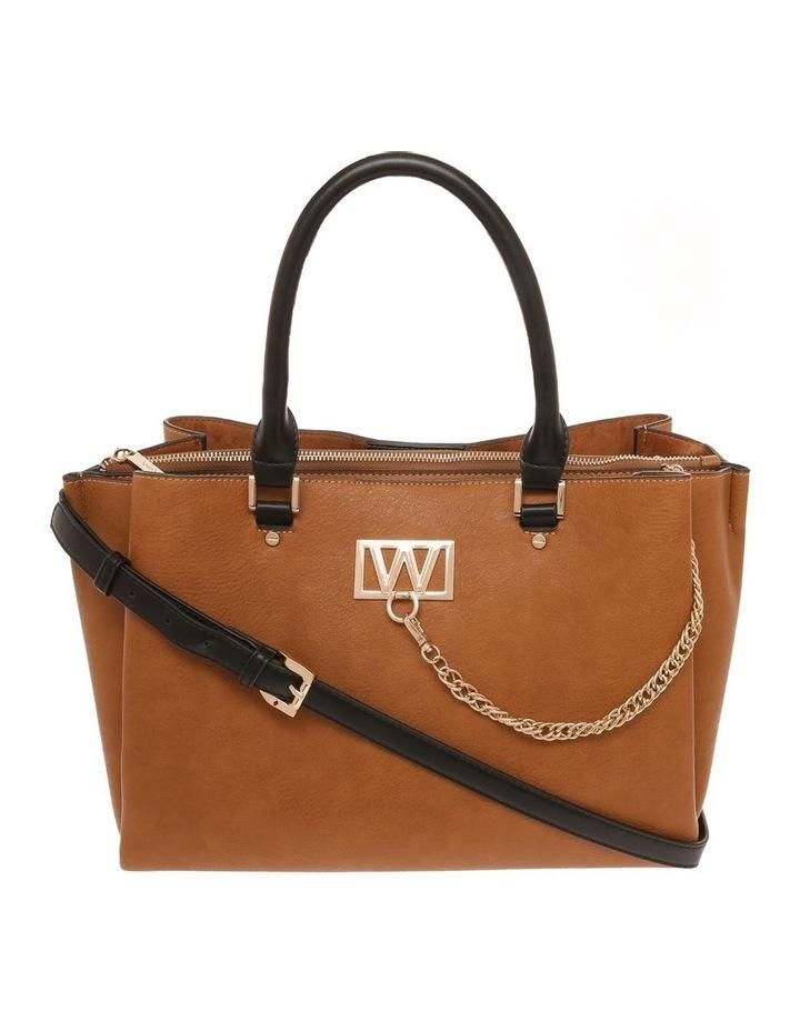 Victoria Zip-Top Tote Bag image 1