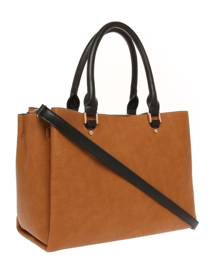 Victoria Zip-Top Tote Bag image 2
