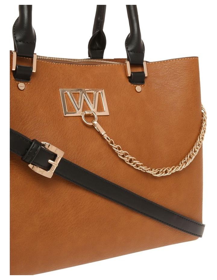 Victoria Zip-Top Tote Bag image 3
