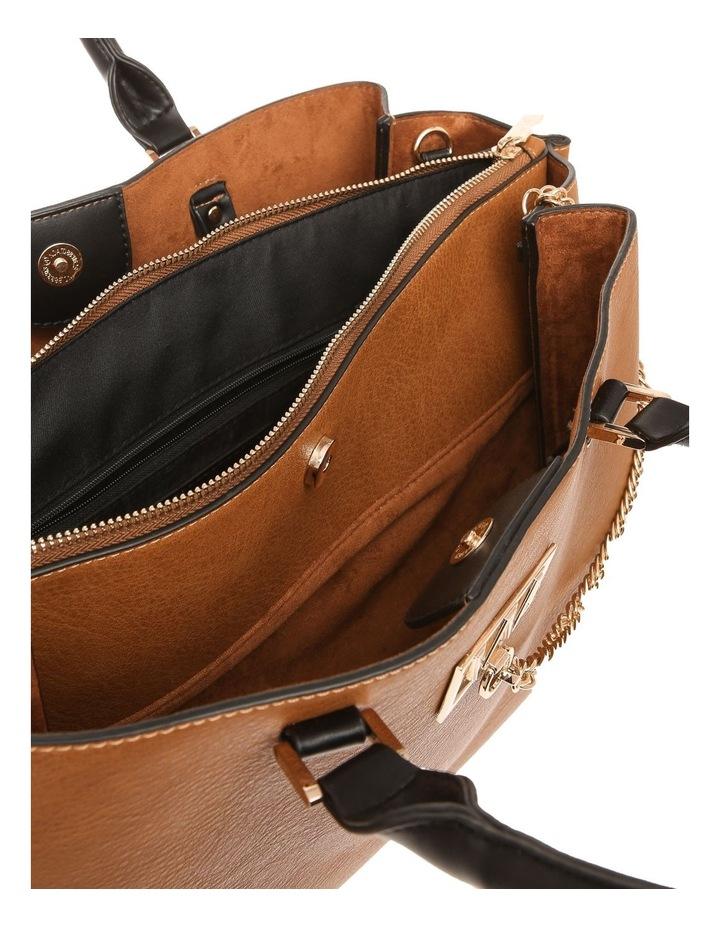 Victoria Zip-Top Tote Bag image 4