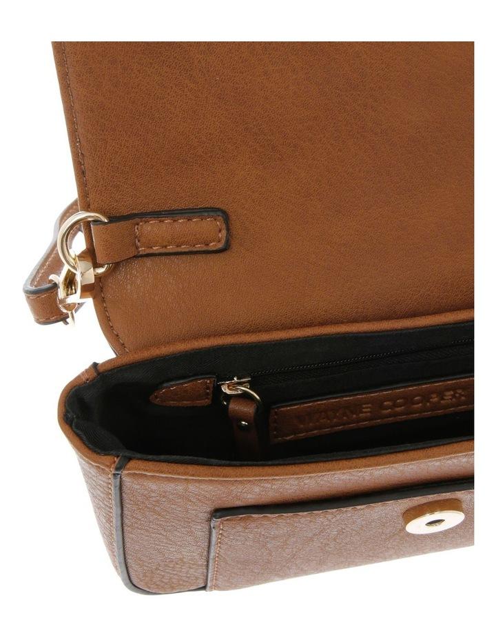 Victoria Flap Over Crossbody Bag image 4