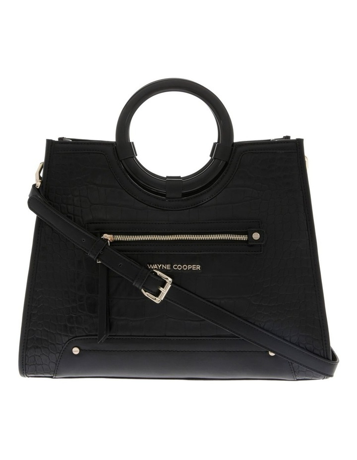 Ally Top Handle Tote Bag image 1
