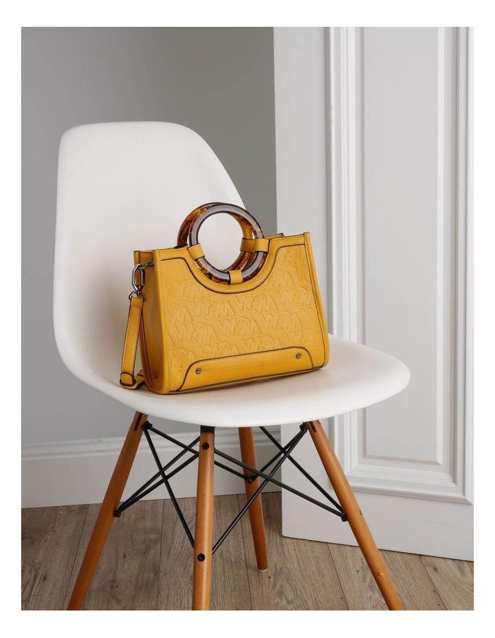 Ally Top Handle Tote Bag image 5