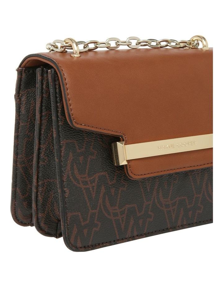 Ebony Flap Over Crossbody Bag image 3