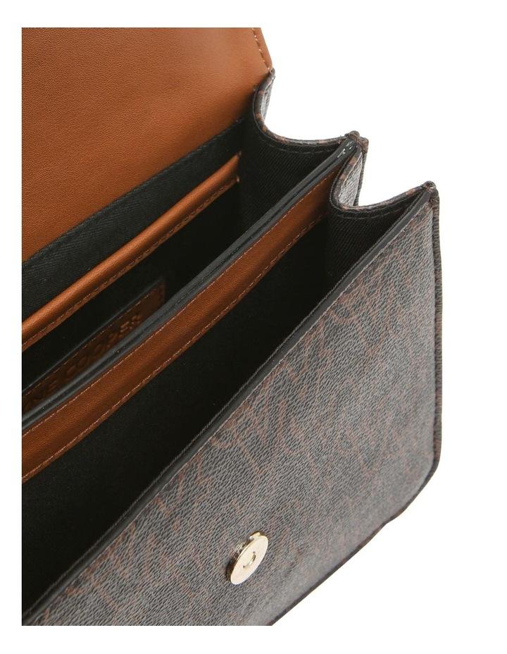 Ebony Flap Over Crossbody Bag image 4