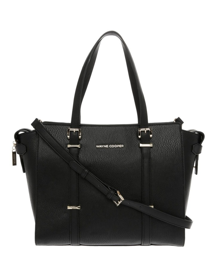 Ebony Double Handle Tote Bag image 1