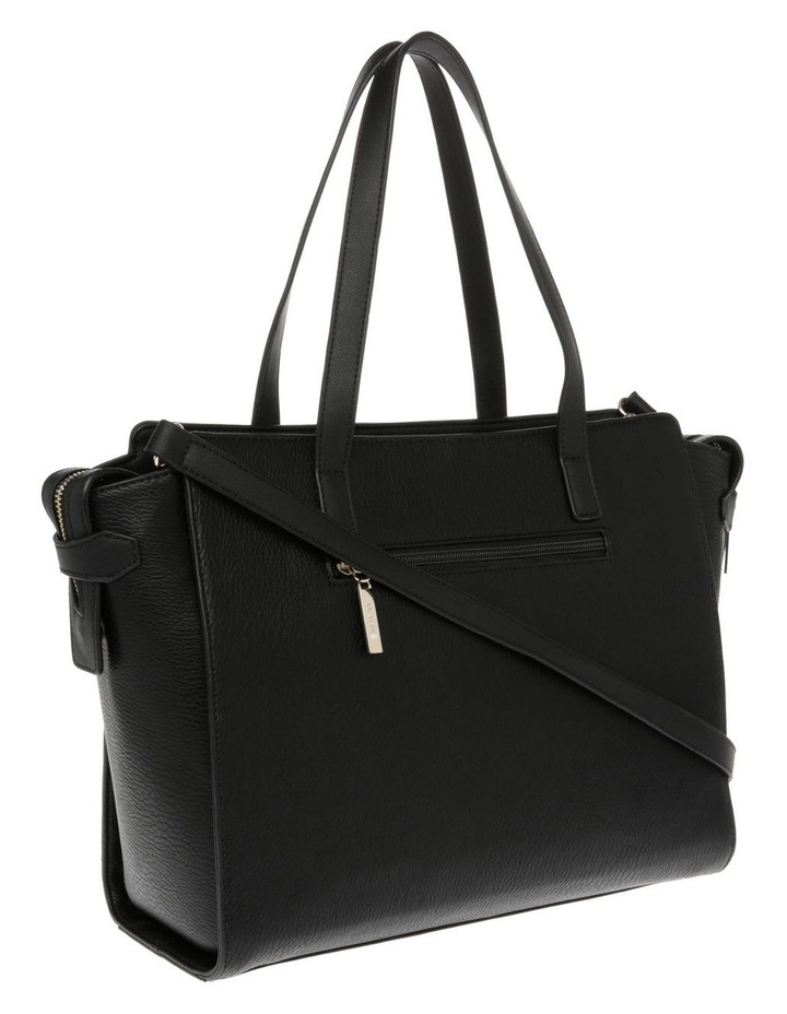 Ebony Double Handle Tote Bag image 2