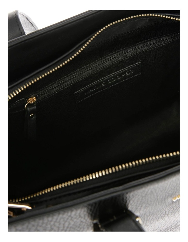 Ebony Double Handle Tote Bag image 4