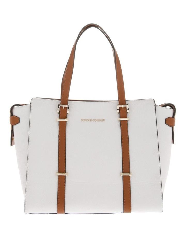 Ebony Double Handle Tote Bag image 1