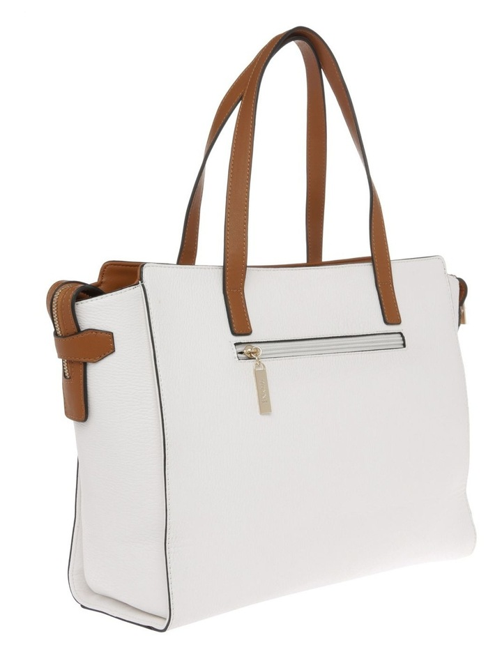 Ebony Double Handle Tote Bag image 2