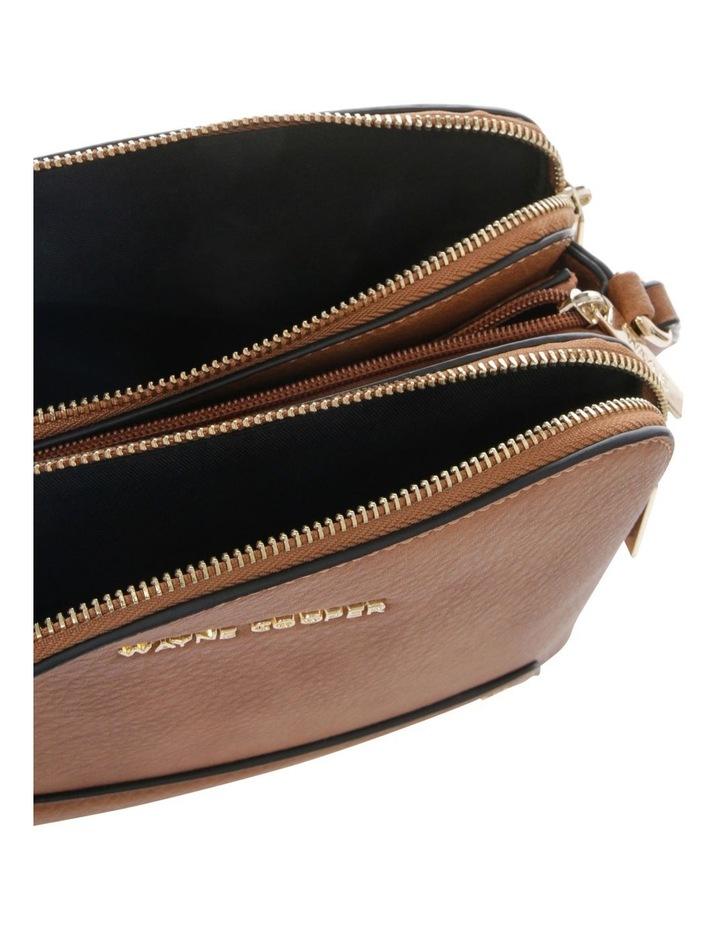 Frankie Zip Top Crossbody Bag image 4