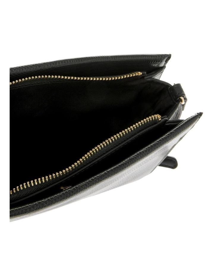 Chelsea Black Zip-Top Crossbody Bag image 4
