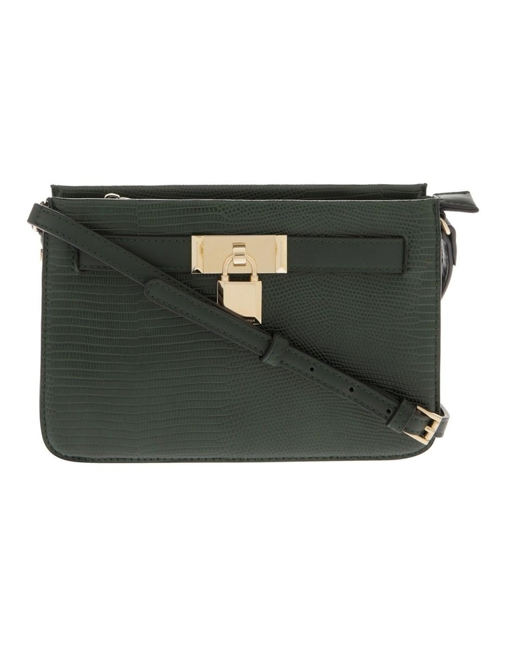 Chelsea Green Zip-Top Crossbody Bag image 1