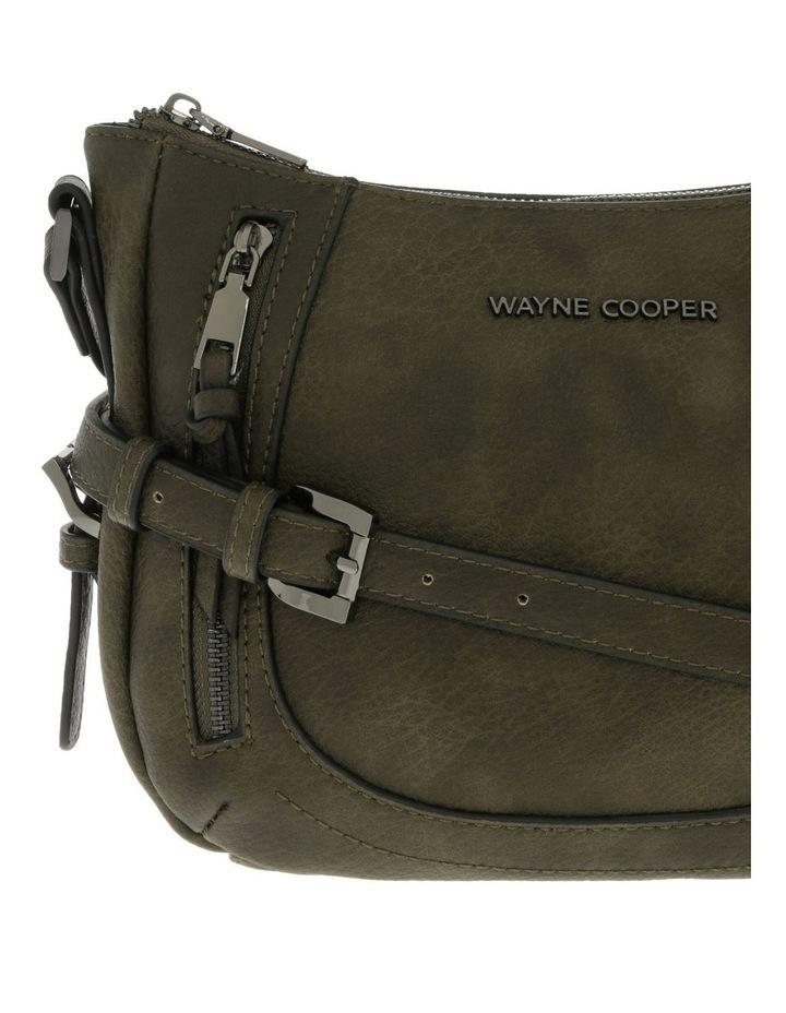 Tami Green Zip-Top Crossbody Bag image 3