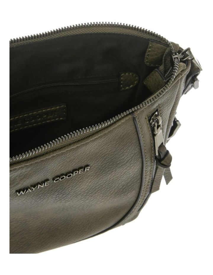Tami Green Zip-Top Crossbody Bag image 4