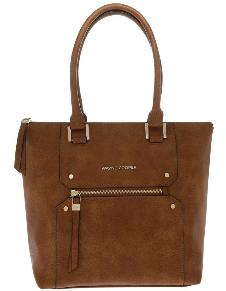 Taylor Zip Top Tote Bag image 1