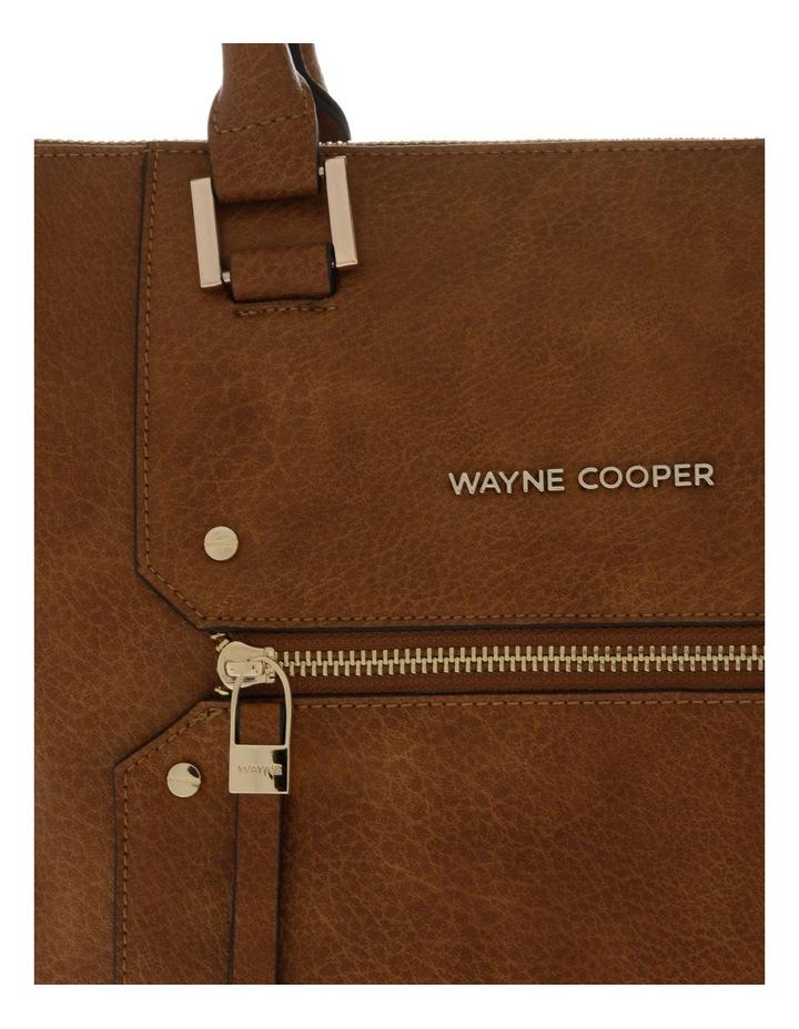 Taylor Zip Top Tote Bag image 3